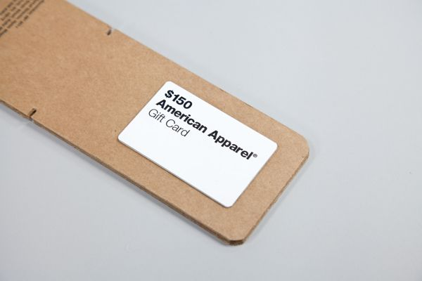 American Apparel Sustainable Shoe packaging by Roger Wang, via ...