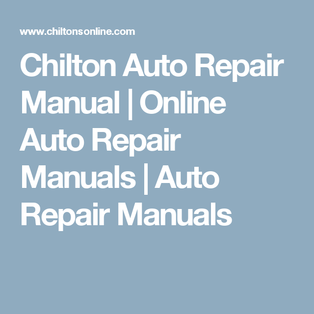 Chilton auto repair manual online auto repair manuals auto chilton auto repair manual and online auto repair manuals available with diagrams videos and pictures for professionals and do it yourself users solutioingenieria