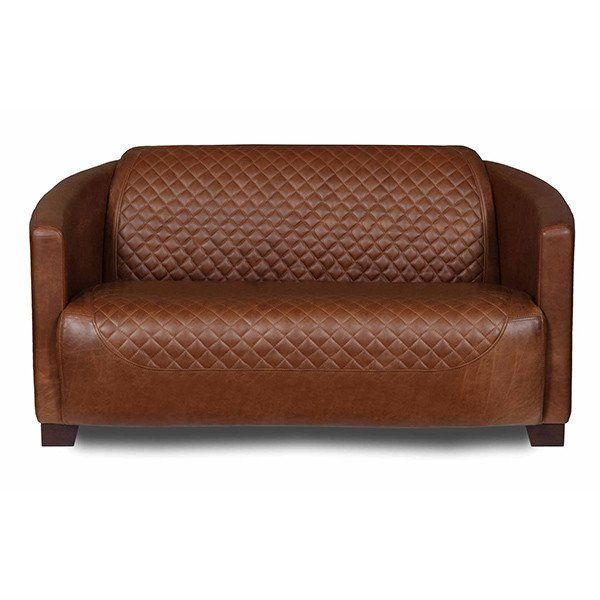Triumph 2 Seater Brown Leather Sofa Brown Leather Sofa Leather Sofa Small Leather Sofa