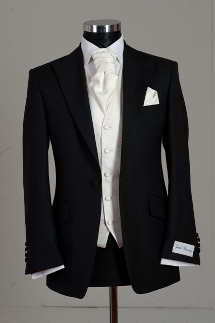 Mens Black And Ivory Wedding Suit Package Why Just For Weddings I Wish Men