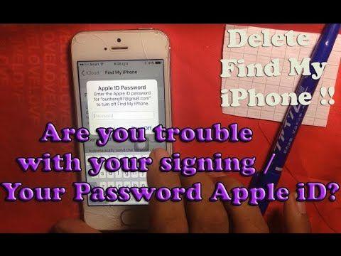 reset apple unlock password