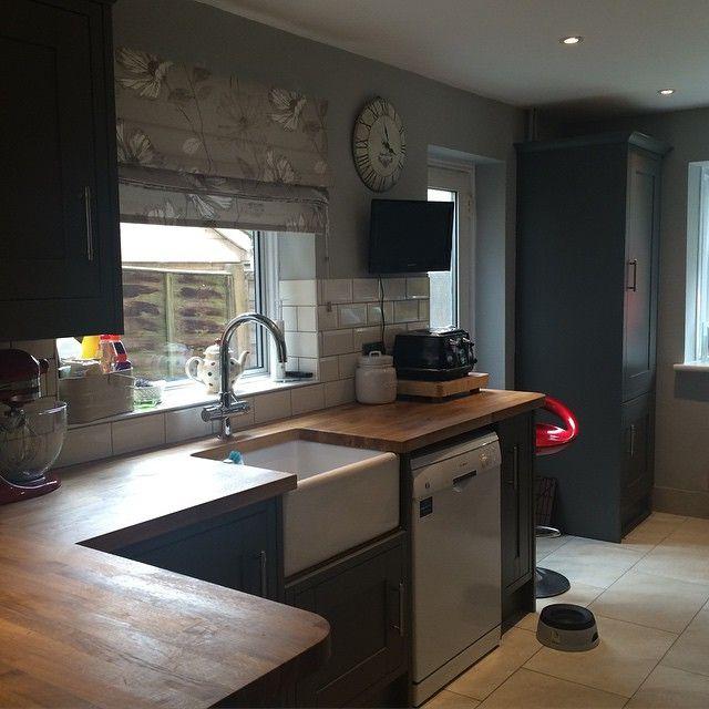 Somerton Fern Kitchen From Magnet