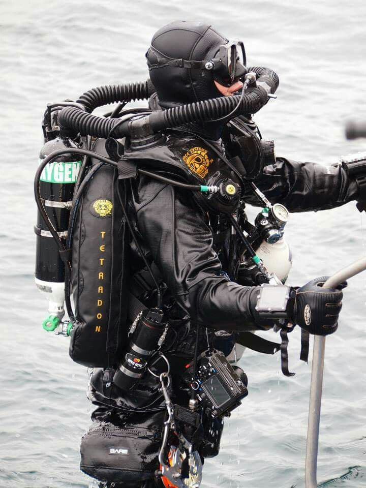 T101 Technical Diving Ops Dive Training: Pin By Minnesota Frogman On Frogmen In 2019