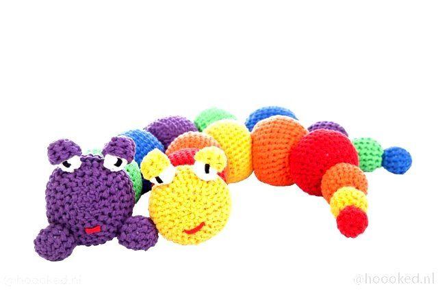Amigurumi Caterpillar : Hoooked maxigurumi caterpillars crochet pinterest crochet and