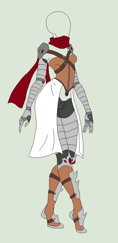 Outfit Adopt - Desert Warrior - SOLD by ShadowInkAdopts.deviantart.com on @deviantART | #ANiME ...
