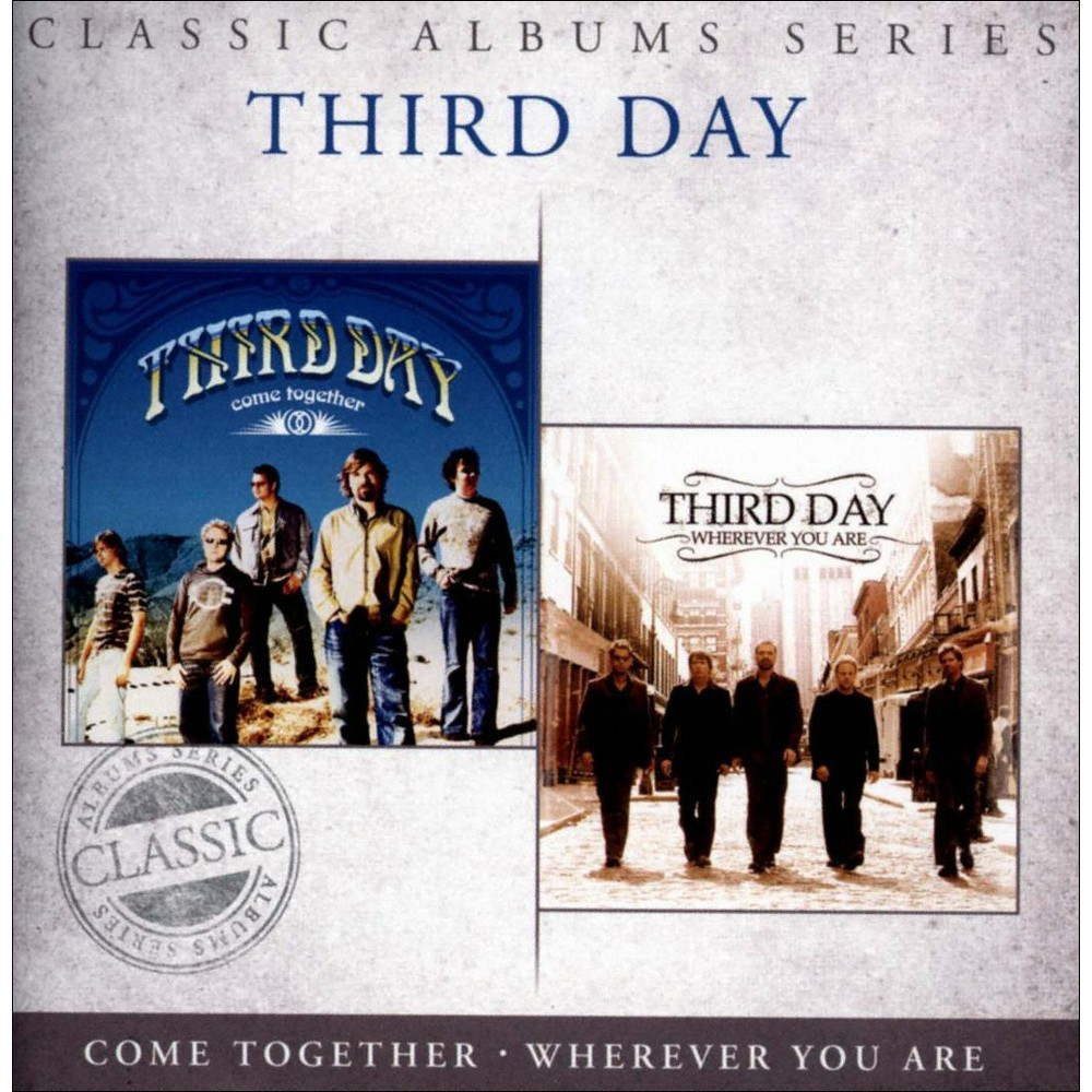 cd third day wherever you are