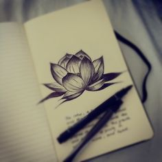 The lotus, a symbol of life and the lifelong journey in search for spiritual enlightenment. It represents the progress of one's soul. The growth and protection of purity in wisdom, mind and heart.
