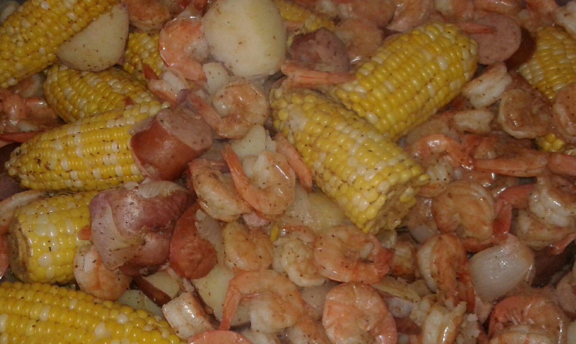 Shrimp Boil #recipes #food #cooking #delicious #foodie #foodrecipes #cook #recipe #health