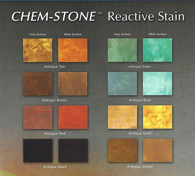acid staining concrete countertops stained patio cost floors chemical flooring treatments