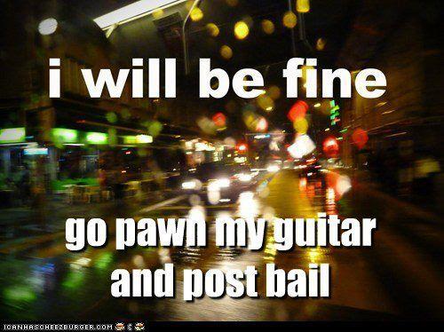 I will be fine
