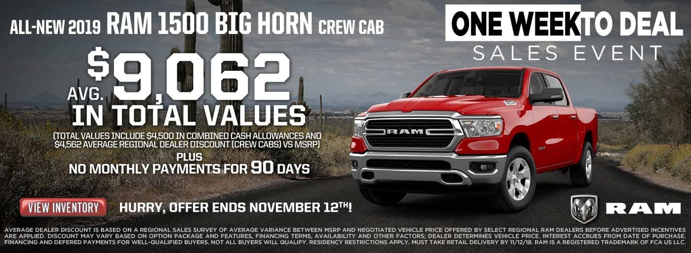 New All New 1500 For Sale In Antioch Il 2019 Ram 1500 New Ram Chrysler Dodge Jeep