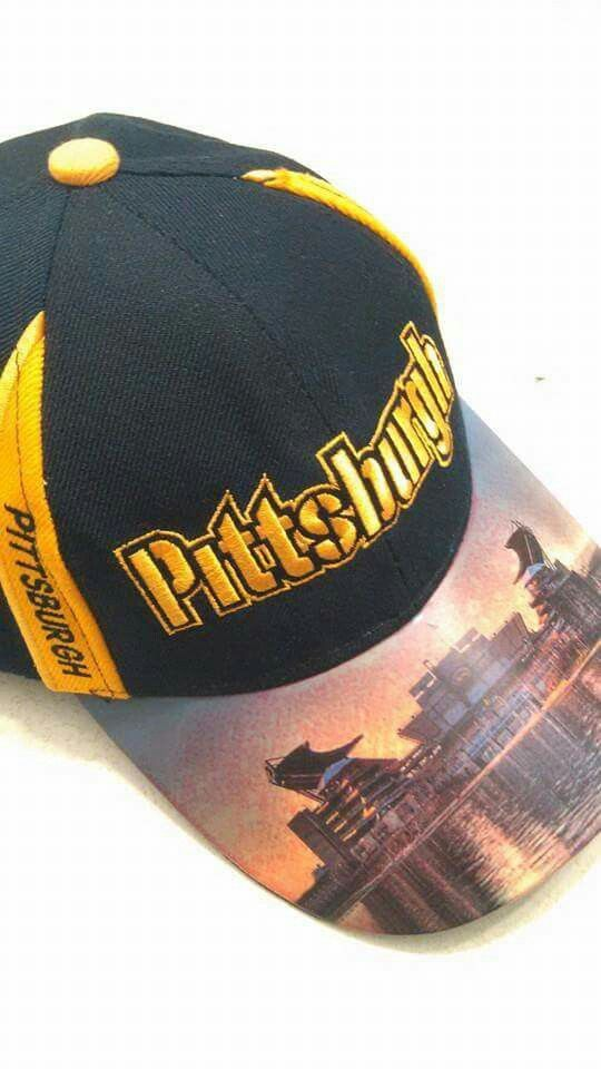detailed look a8aab 73ddc Pittsburgh Steelers hat