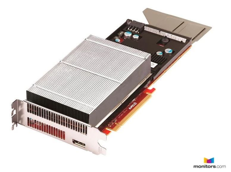 New Amd Firepro S9000 6gb Passive Hf Sdr Server Graphic Card Graphic Card Amd Server