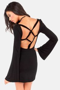 Backless Dresses - Low Back Dresses - Open Back Dresses for Juniors - Page 2