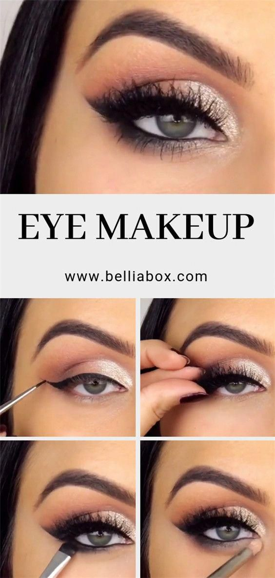 How to Apply Eye Makeup Like a Pro: 8 Easy Step by Step ...