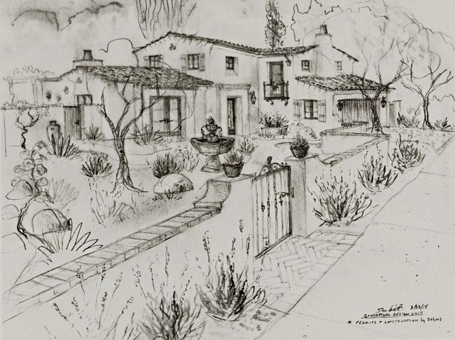 Best designs in Spanish Style homes in Santa Barbara and Montecito ...