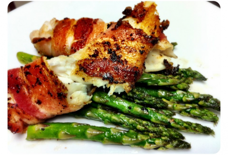 Fast Paleo » Bacon-Wrapped Tilapia - Paleo Recipe Sharing Site