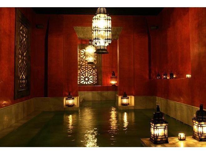 Arab Baths Seville Spain Sevilla Spa Rooms Bath House
