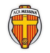 acr messina calcio old logo italian football badge