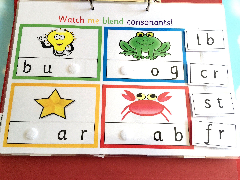Key Stage 1 Learning Folder Ks1 Worksheets Learning Bundle Etsy Phonics Key Stage 1 Abc Phonics
