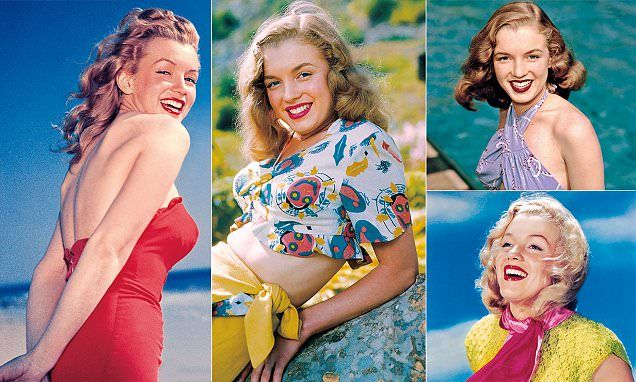 Marilyn Monroe pictures: Hello Norma Jeane