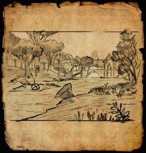 ESO Auridon Treasure Map V | Elder Scrolls | Treasure maps ...