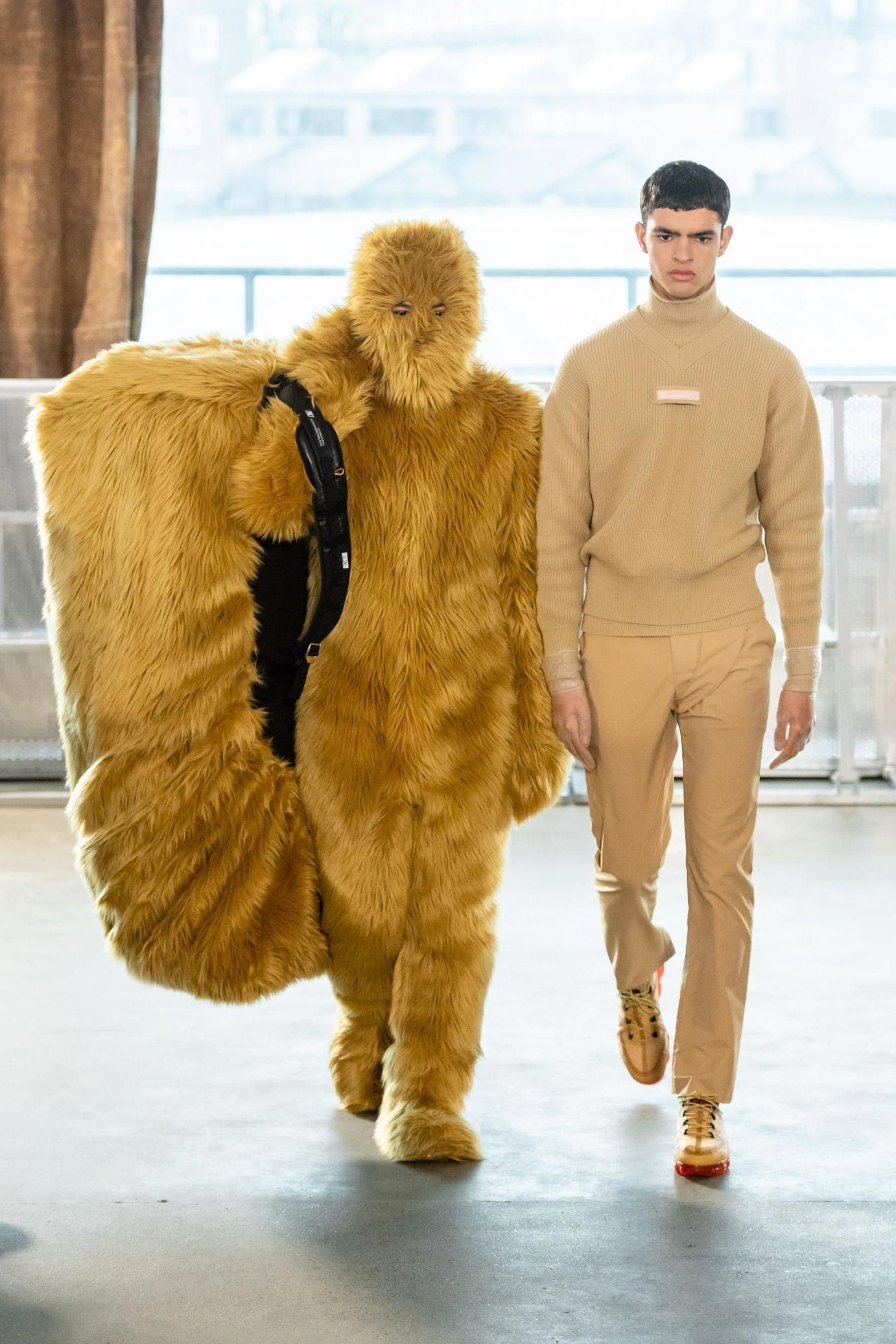 Mens Winter Fashion 2020.Xander Zhou Fall Winter 2019 2020 14 Mensfashionwinter