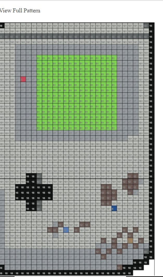 Perler Bead Pattern Maker