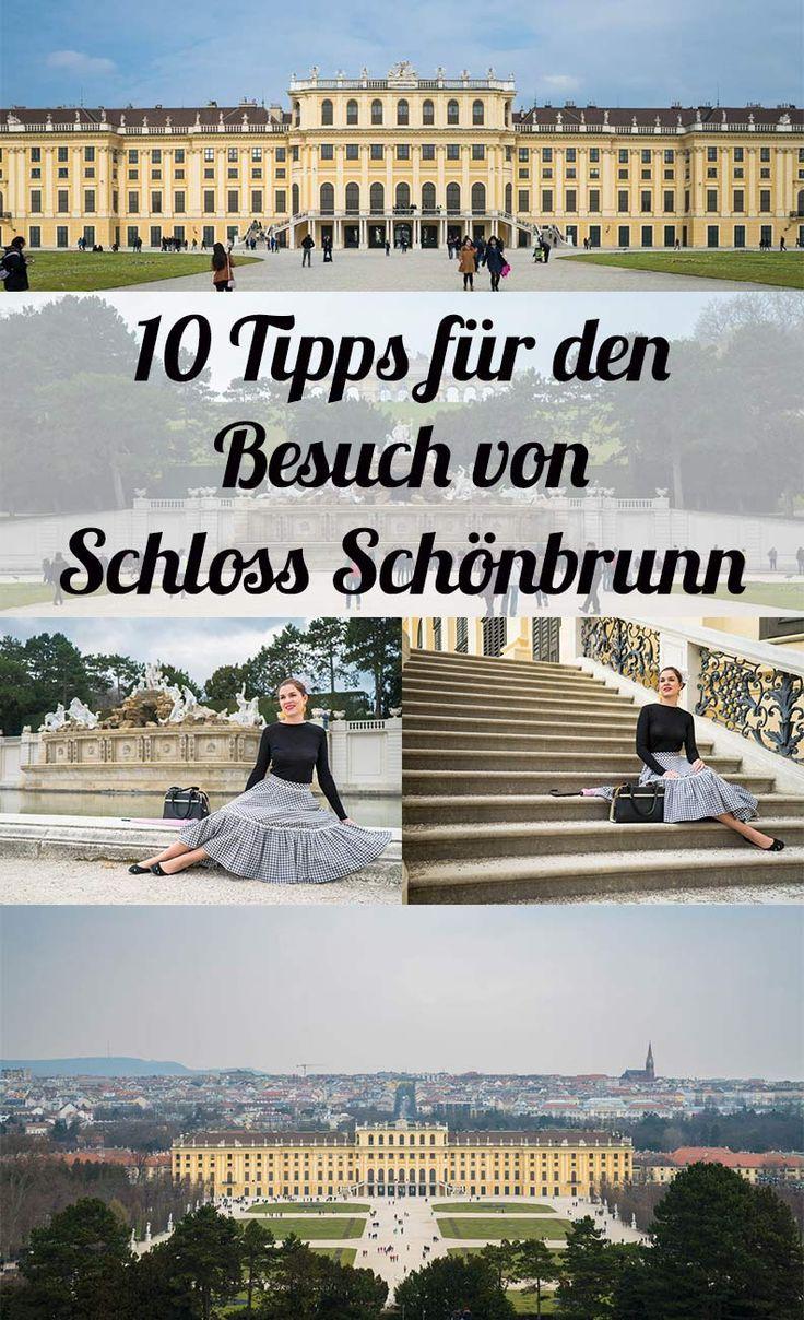 Reisetipp für Wien/Österreich: Auf den Spuren von Sisi - 10 Tipps für den Besuch von Schloss Schönbrunn