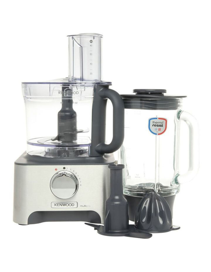 Multipro Classic Food Processor Stainless Steel Fdm785