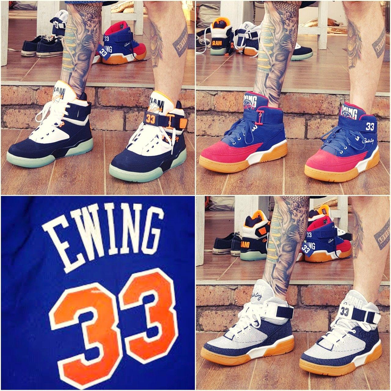 Patrick Ewings #33 Basketball - Happy