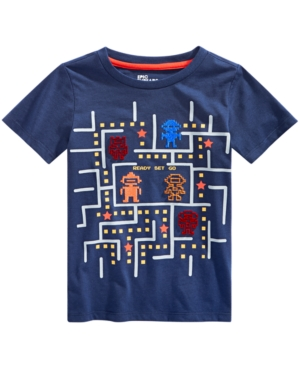 526e2e0e Epic Threads Toddler Boys Gamer Graphic T-Shirt, Created for Macy's - Blue  3T