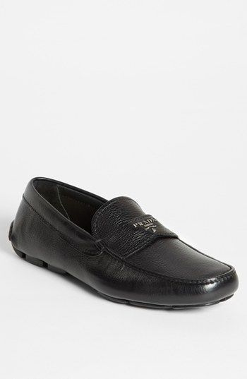 66f322feceb Prada Driving Shoe (Men) available at  Nordstrom
