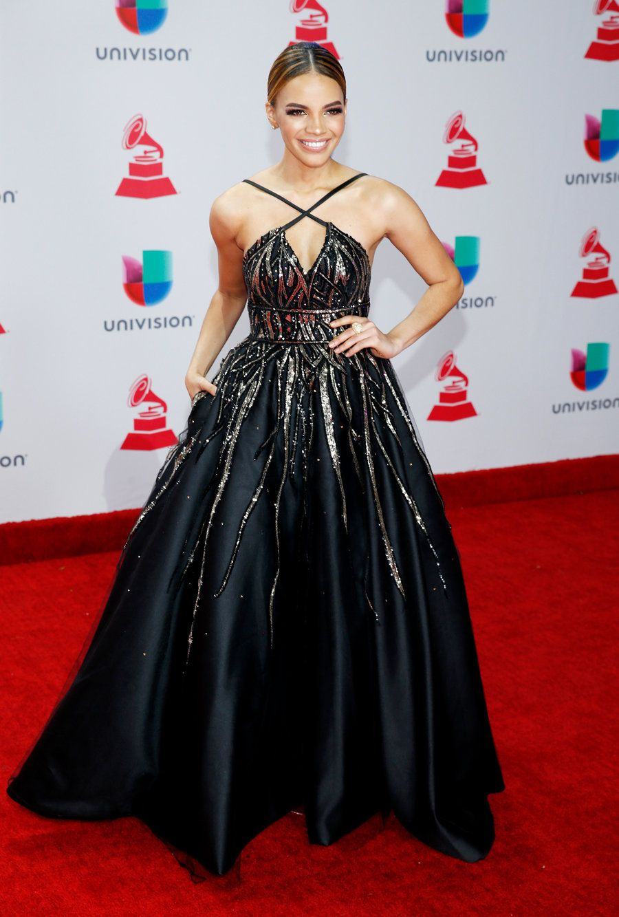 14 of the Best Red Carpet Looks at the 2017 Latin Grammy Awards