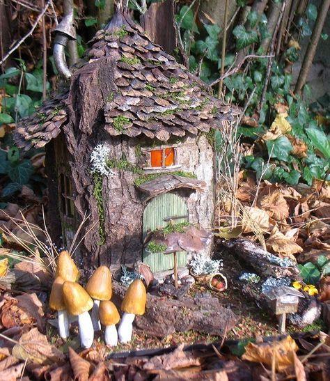 La Cabane Du Lutin Tuto Pour Realiser La Structure Fairy