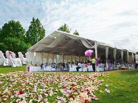 Wedding Tent | Transparent Tent | Fabric Structures | PVC Roof ...