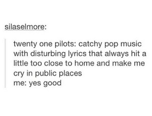 I Wouldn T Call The Lyrics Disturbing Though I D Choose Words