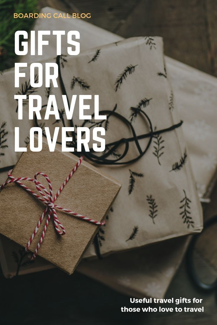 Gifts for travel lovers gift ideas for the wanderluster