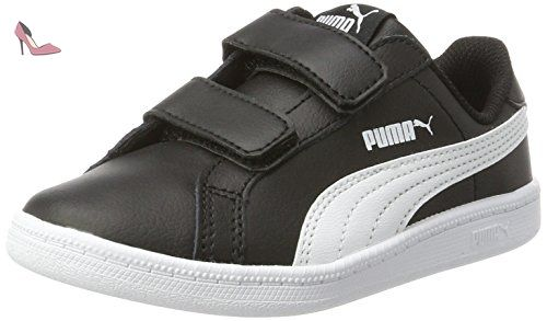 Chaussures Smash Fun Noir Femme Puma