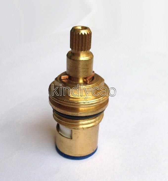 5 84 Replacement Brass Ceramic Disc Tap Valve Quarter Turn Cartridge Gland Insert 501 Ebay Home Garden Tap Valve Ceramics Ebay