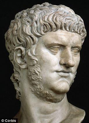 Ancient Rome Nero Dining Room