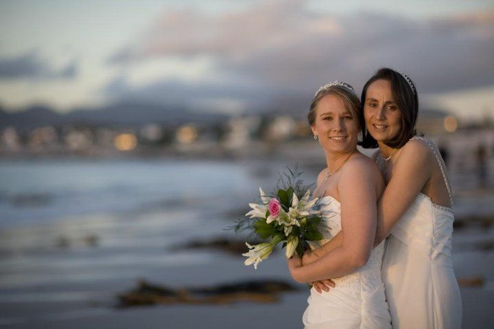 Wedding Gifts For Lesbian Couples: A Pic From One Of Our Wedding