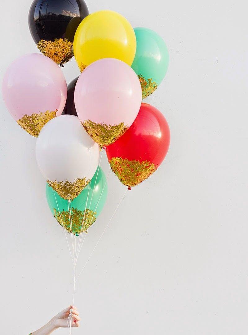 De 30 ideas de decoraci n con globos para cumplea os - Globos para eventos ...