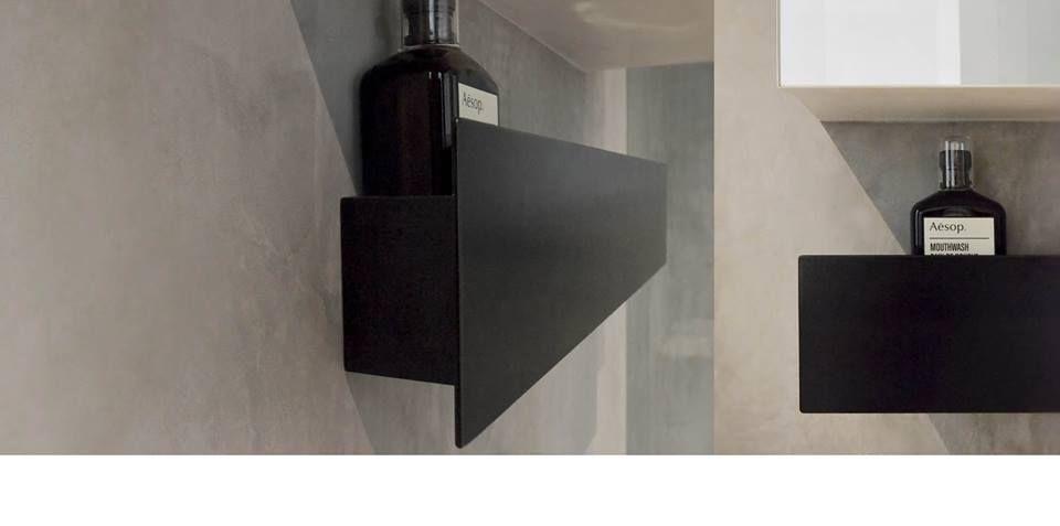 Shower Gel Holder Nice Detail In The Bathroom