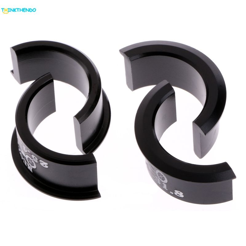 25.4MM to 31.8mm NEW  HANDLE BAR SHIMS FOR BICYCLES