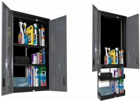 drop down cabinet - something similar to this installed in the ...