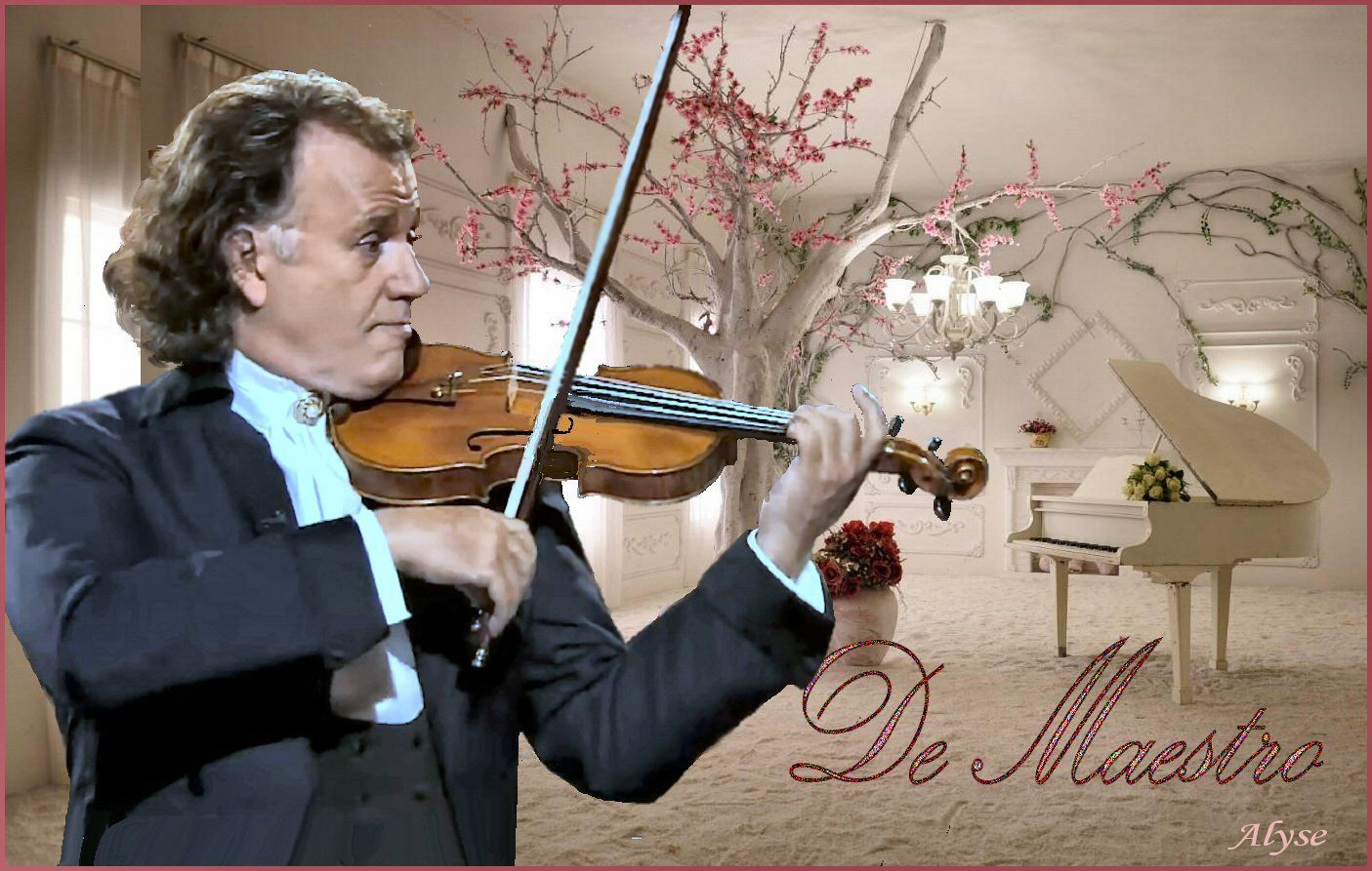 Andre Rieu Wallpapers By Alyse Andre Alia