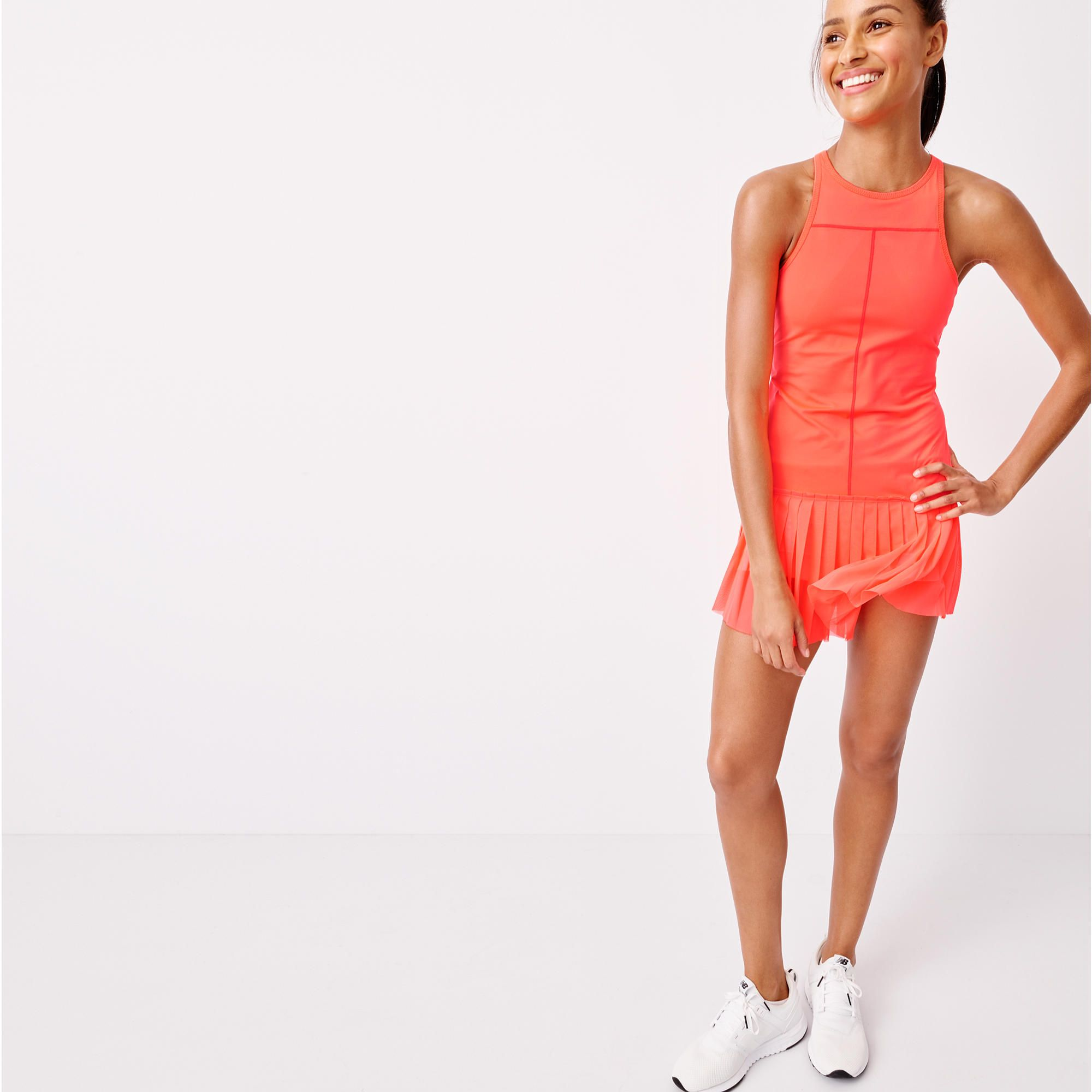 New Balance Reg For J Crew Tennis Dress Someday When I Play Tennis Haha Tennis Dress Active Wear For Women Clothes For Women