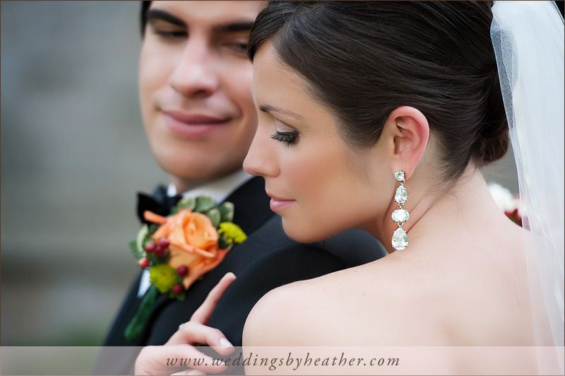 Sacred Heart Wedding Photos