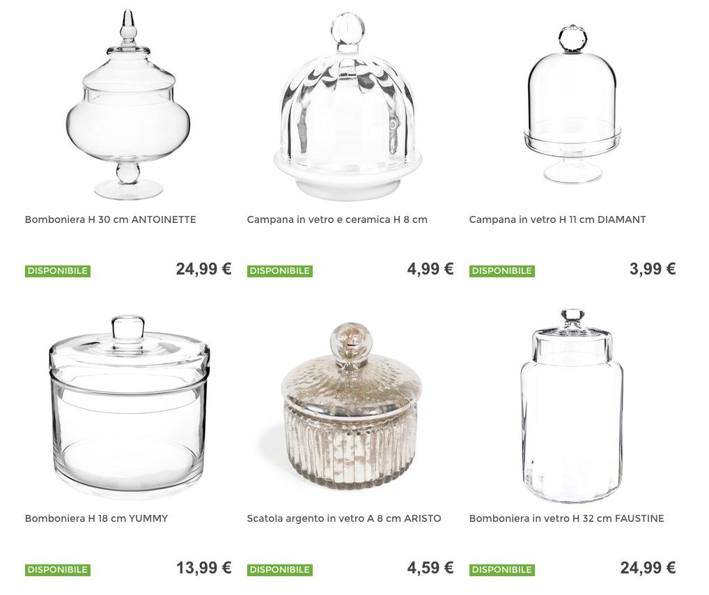Decorazioni matrimonio fai da te con maisons du monde for Ikea vasi vetro